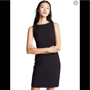 NWT Theory Sevona Betty Navy Dress Size 4